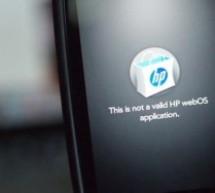 惠普HP將於2015年1月關閉WebOS雲服務